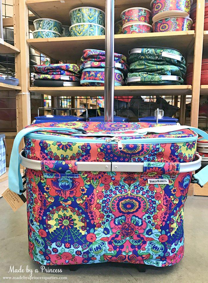 Summertime Picnic Basket Must Haves travel cooler