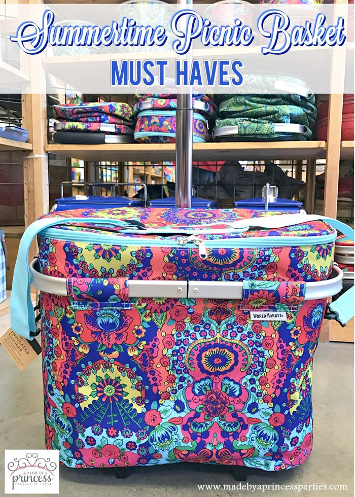 summertime picnic must haves