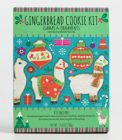 No Llama Drama World Market Holiday Gift Guide gingerbread cookie kit