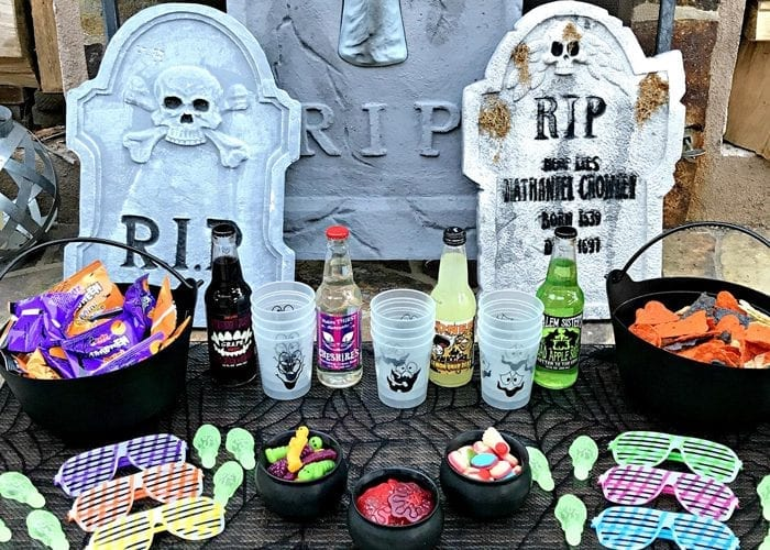 Teen Halloween Party Ideas