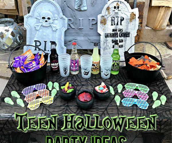 Teen Halloween Party Ideas