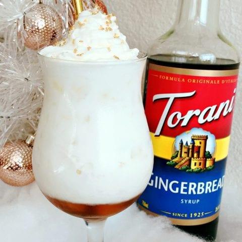 How to Make Italian Cream Soda Party Idea Yummy Gingrebread Torani Syrup Holiday Favorite