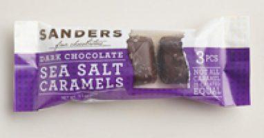 Sanders Sea Salt Chocolate