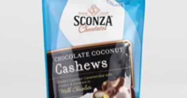 Sconza Chocolate Coconut Cashews