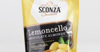 Sconza Lemoncello Chocolate Covered Nuts