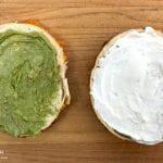 Best Turkey BLT Sandwich Recipe add avocado spread on one side and cream cheese on the other via @madebyaprincess #turkeysandwich #blt #bltsandwich #bestsandwich #recipe #turkeyblt