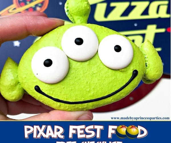 Disneylands Best Pixar Fest Food Checklist download print and take with you #pixarfestfood #disneylandfood #disneyfood #madebyaprincess