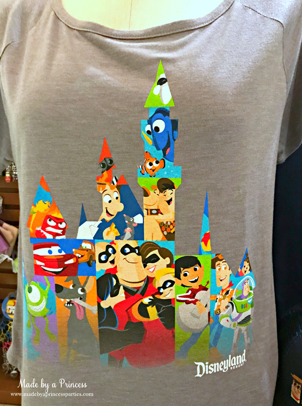 Disneylands Pixar Fest Exclusive Merchandise womens t shirt #pixarfestmerchandise #disneytshirt#pixarfest #madebyaprincess