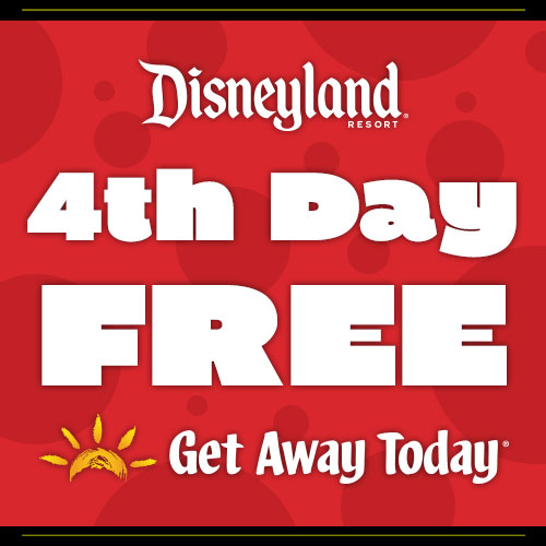 Disneyland 4th Day Free Deal