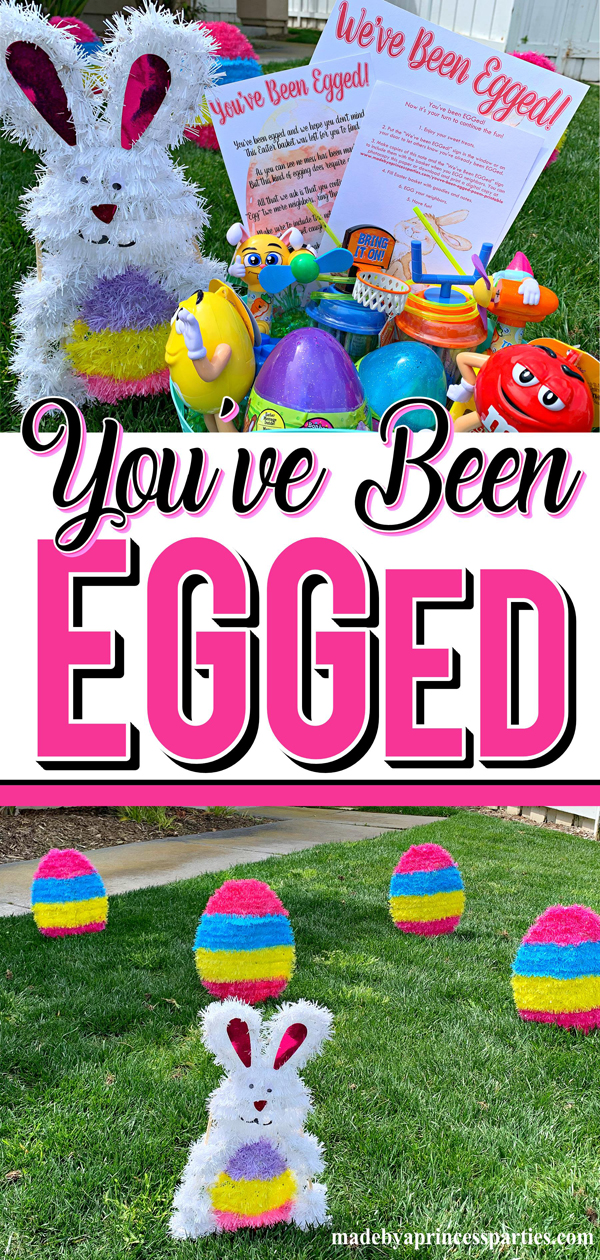 image about You've Been Egged Printable identify Youve Been Egged Poem Printable Easter Recreation - Developed through A