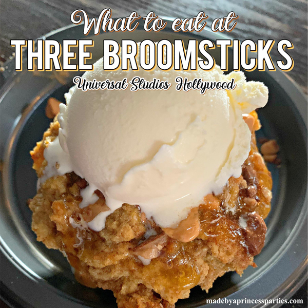 There is so much to try at Three Broomsticks in Wizarding World