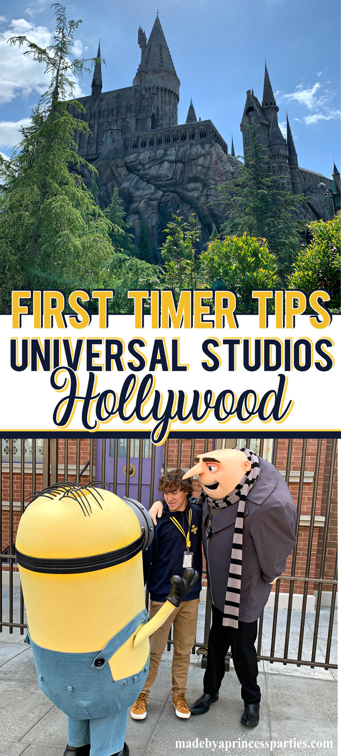 Universal Studios Hollywood Tips - Made by A Princess