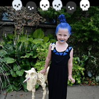 Easy DIY Hades Costume - Housewife Eclectic