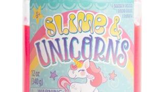 Toysmith Slime and Unicorns Tub