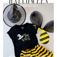 Bee Witch Halloween Costume