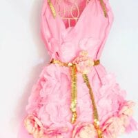 No Sew Fairy Halloween Costume
