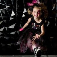 DIY Girls Rock Star Costumes