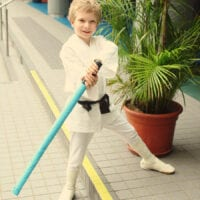 Easy Luke Skywalker Costume