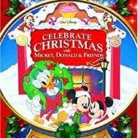 Disney Celebrate Christmas with Mickey