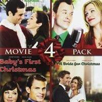 Hallmark Holiday Collection 4 Movie Set
