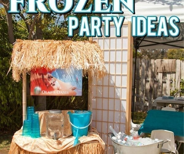 Magical Frozen Birthday Party Ideas