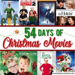 The Ultimate Christmas Movie Night Ideas List