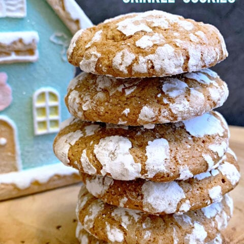 Soft Gingerbread Cookie Recipe