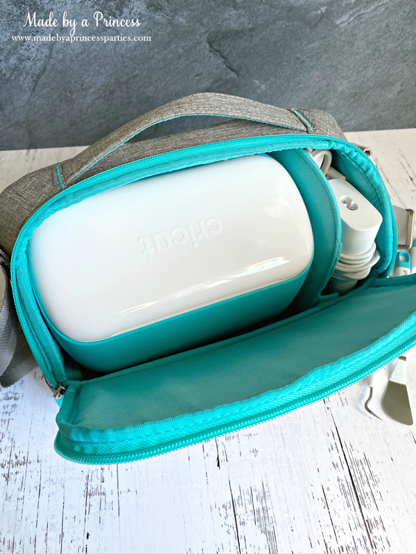 Cricut Joy in carrying case