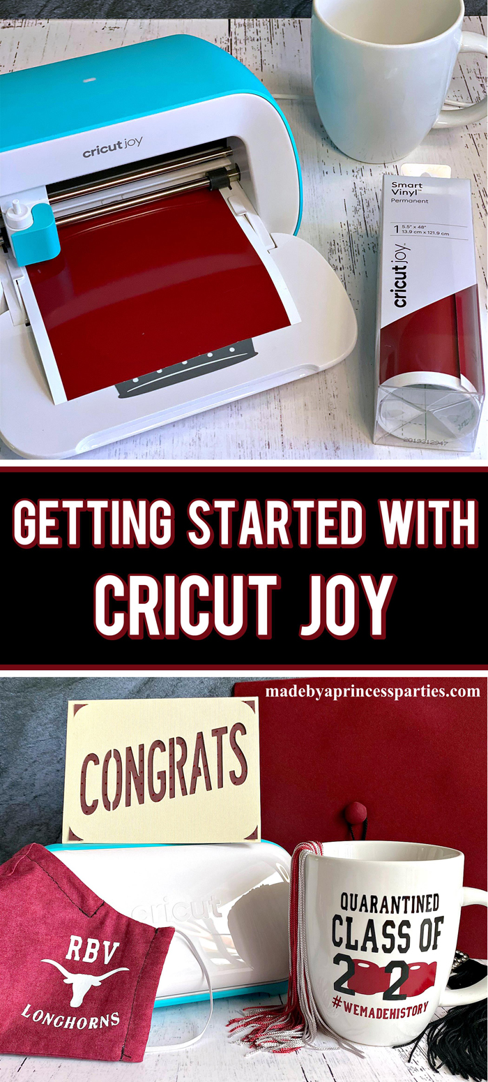Get started with a Cricut Joy today