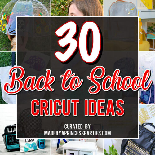 Check out these 30 back to school 2020 Cricut ideas