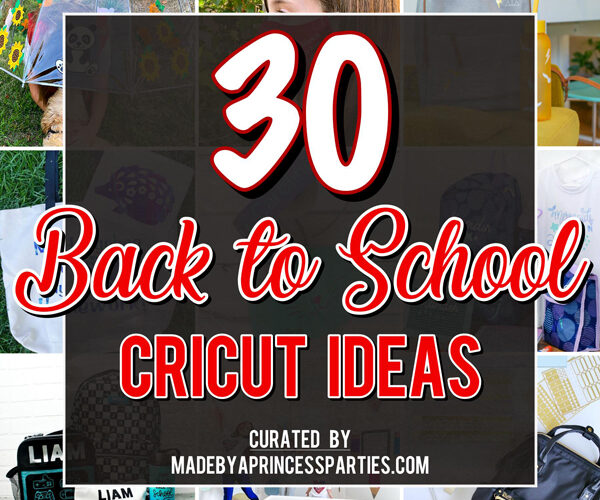 Back to School 2020 Cricut Ideas